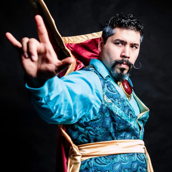05122015-gaam-cosplay-avengers-video game-alex salas-dr strange