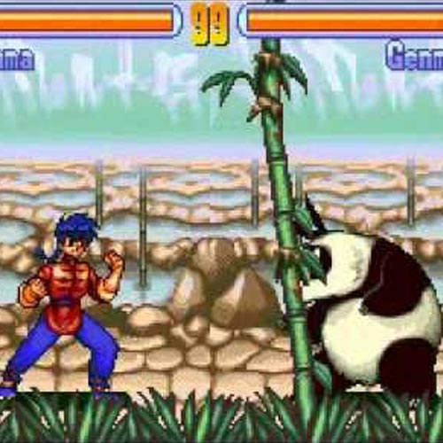 Ranma 1/2 Hard Battle