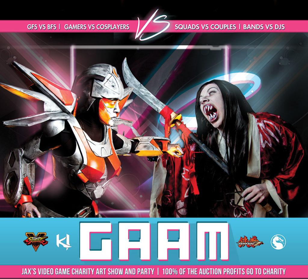 aria-vs-hisako-show-poster