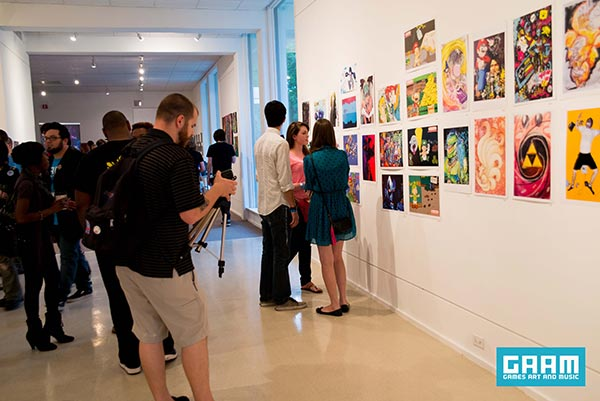 The Legend of GAAM Show Gallery