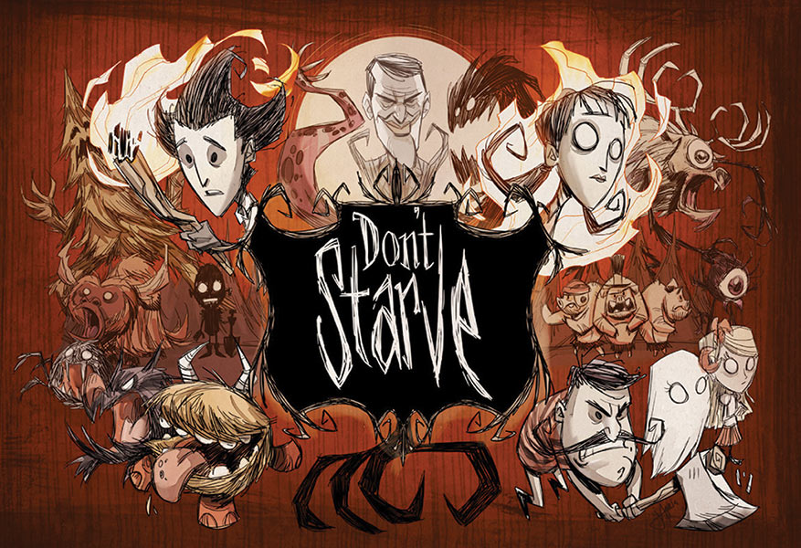 charity-art-13x19-posters-gaam-fantasy-_0009_eye-for-games---don't-starve---Jeff-Agala-2