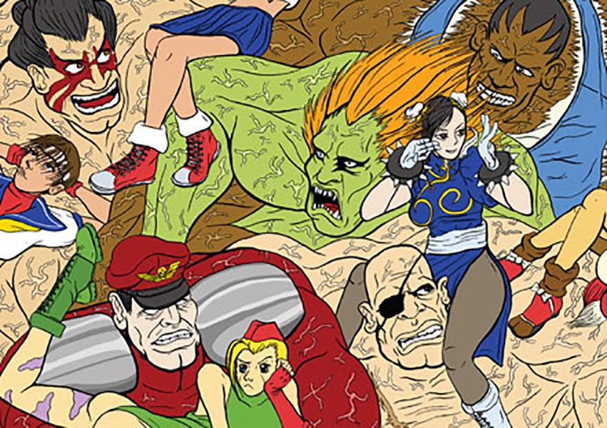 john-chae-Super-Street-Fight-Turbo-Ex-MMXII-games-art-music-video-games-jacksonville-2