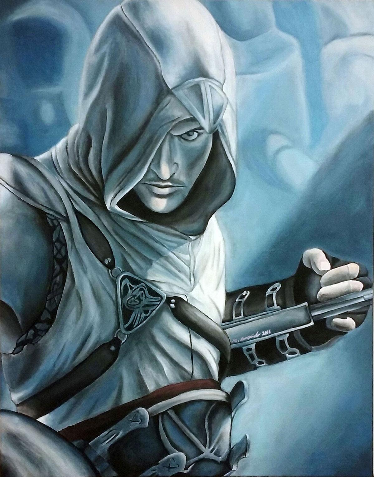 """""""Altaïr Ibn-La'Ahad"""""""