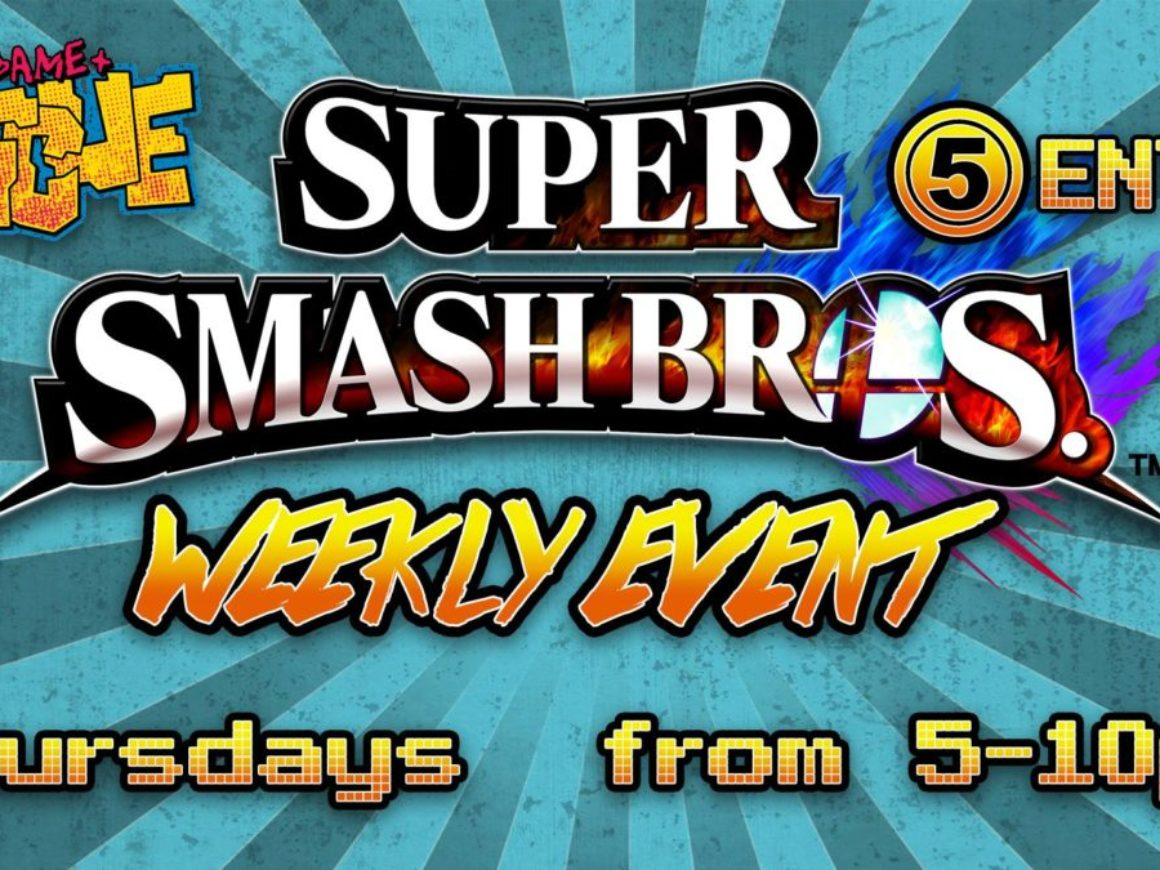 Super Smash Bros Weekly Event