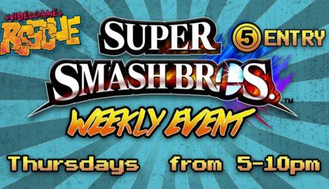 Super Smash Bros Weekly Event