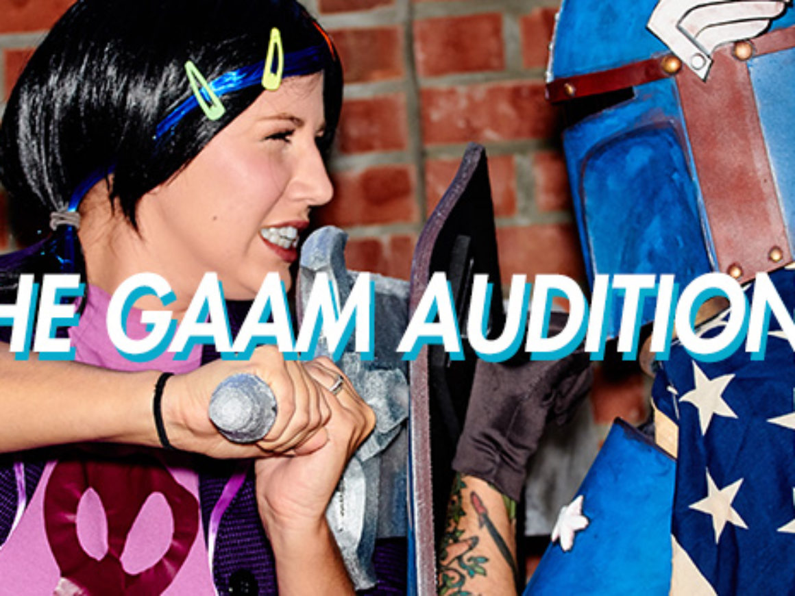 gaam-auditions