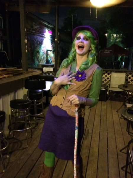 Heather Andrews - the joker