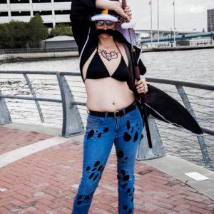 Heather Andrews of Gender-Bent Cosplay