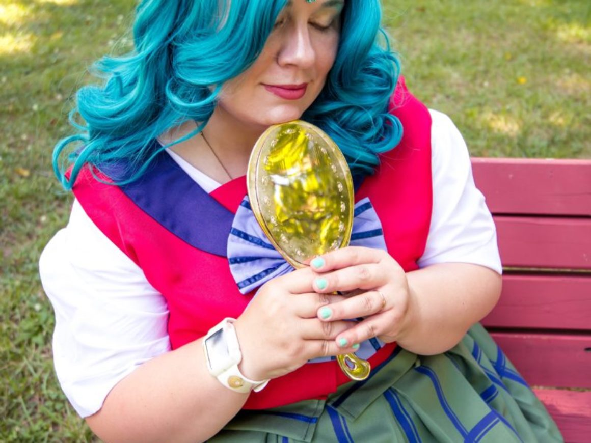 Elisa Crockett - Michiru Kaioh aka Sailor Neptune
