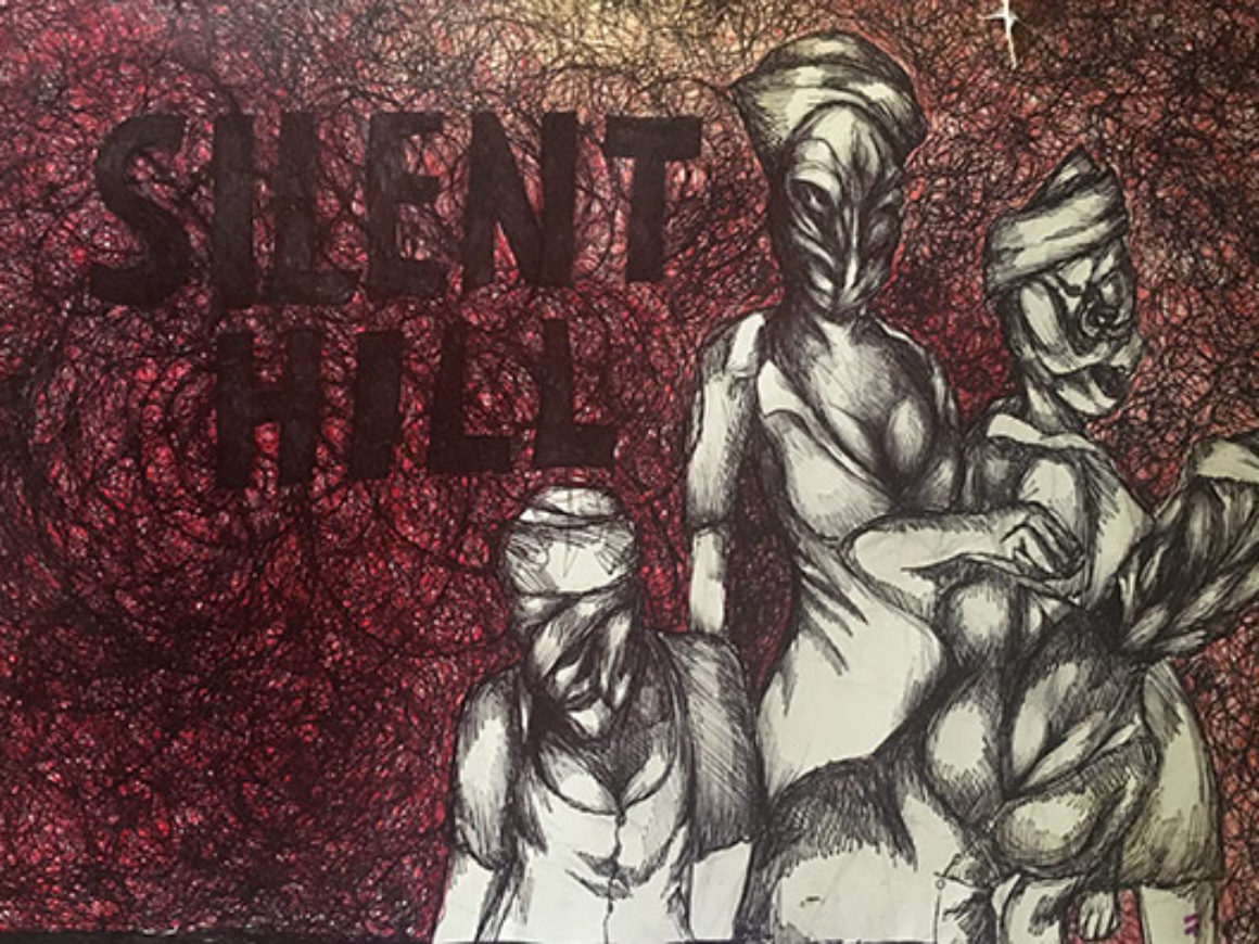 Jenipher-Mendoza-Nurses-Silent-Hill-2-St-Judes-Childrens