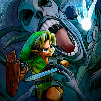 """""""Bottom of the Well"""" from Ocarina of Time by Mike-Groe"""