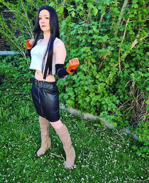 Ritika Kalra | Tifa Cosplay | Gotham City Limits