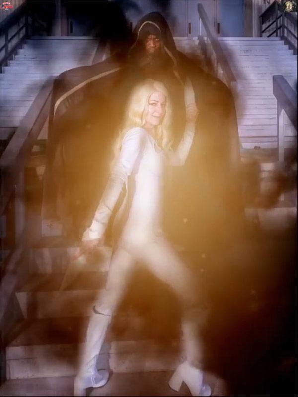 """Cloak and Dagger"" by Jenna Esposito for JASMYN"