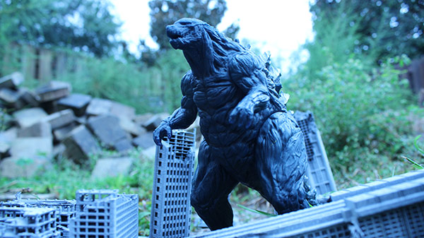 Godzilla-Inherits-The-Earth-by-Dalton-Fairbanks-for-First-Coast-No-More-Homeless-Pets