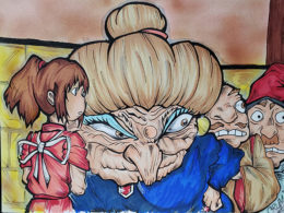 """Spirited Away"" by Crumz Art"