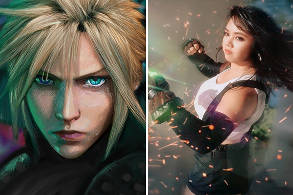 Fantasy Art and Cosplay Duel
