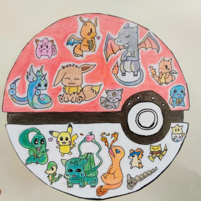 """""""Chibi Pokemon"""" by Shylu M"""