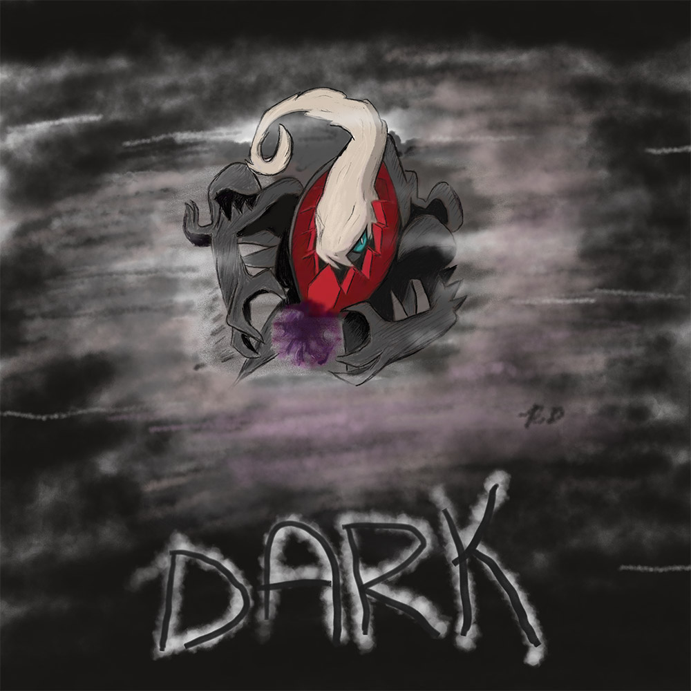 """Dark Darkrai"" by Ryan Domondon"