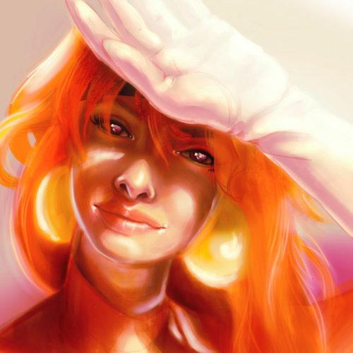 """Lina Inverse"" by Rachel Espino"