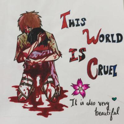 """""""Mikasa's Death"""" by Sheetal M"""