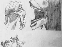 """Titan in the Flesh by Sheetal M"