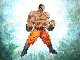 """""""Super Saiyan Ryan"""" by Varick Rosete"""