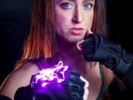 """""""Sonya Blade"""" by Blythe Brumleve (Cosplay) and Mark Pariani (Photography)"""