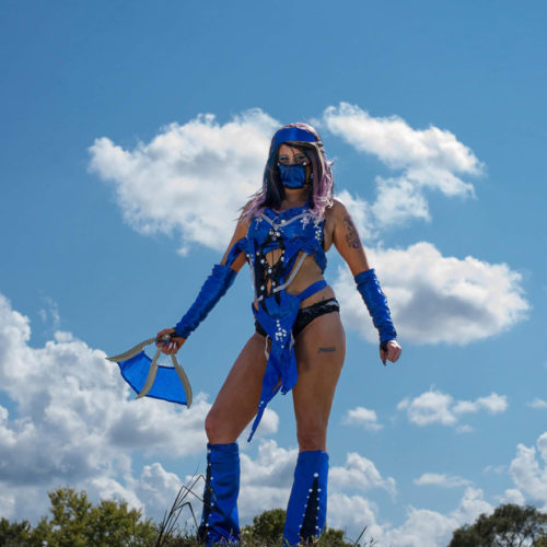 """Cosplay Mortal Kombat"" by Alyssa Carey"