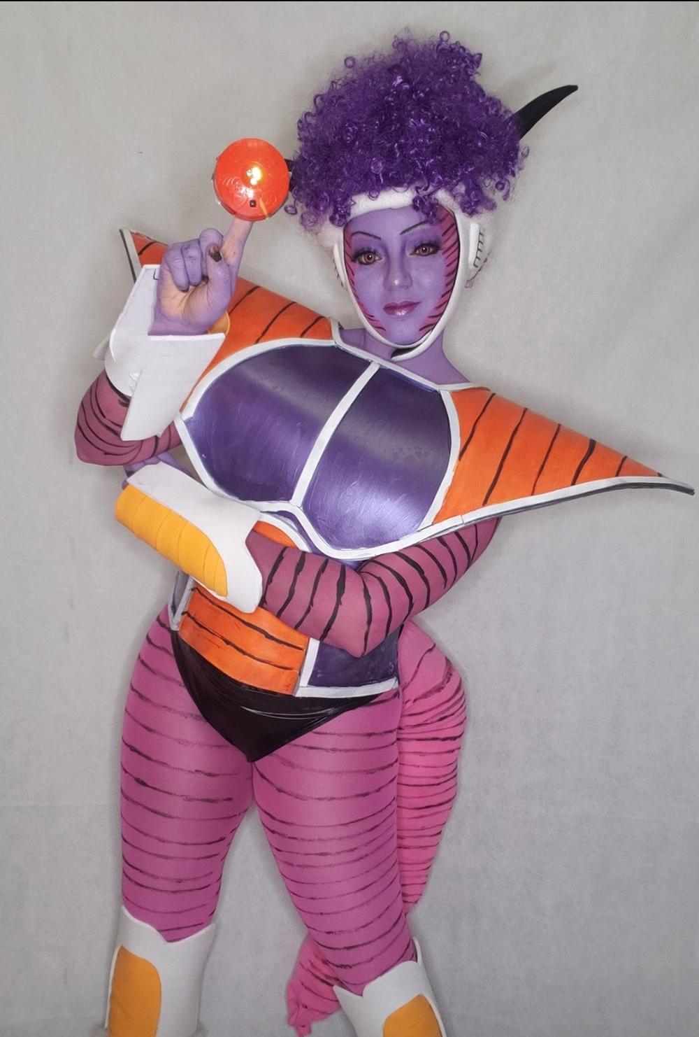 """FRIEZA"" by MiniMorphee_cosplay"