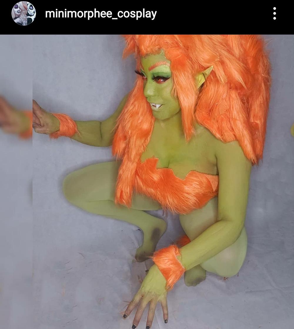 """FEM Blanka"" by Minimorphee_cosplay"