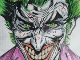 """InJustice Joker Vibes"" by Chris Hrdlicka"