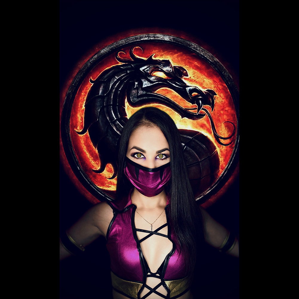 """Mileena Wins"" by Ari Gomez"