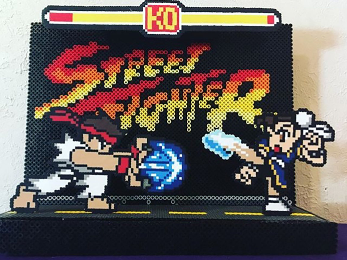 """Street Fighter"" by Rich Oliver"
