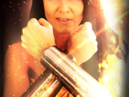 """Wonder Woman"" by Jenna Esposito"